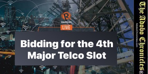 Rappler Wants To Be The 4th Telco