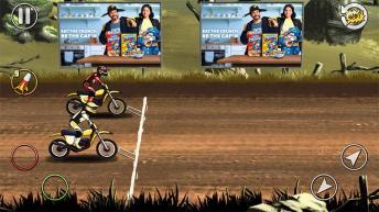 Capn Crunch in Mad Skills Motocross