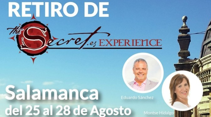 The Secret Experience II – Salamanca 2016
