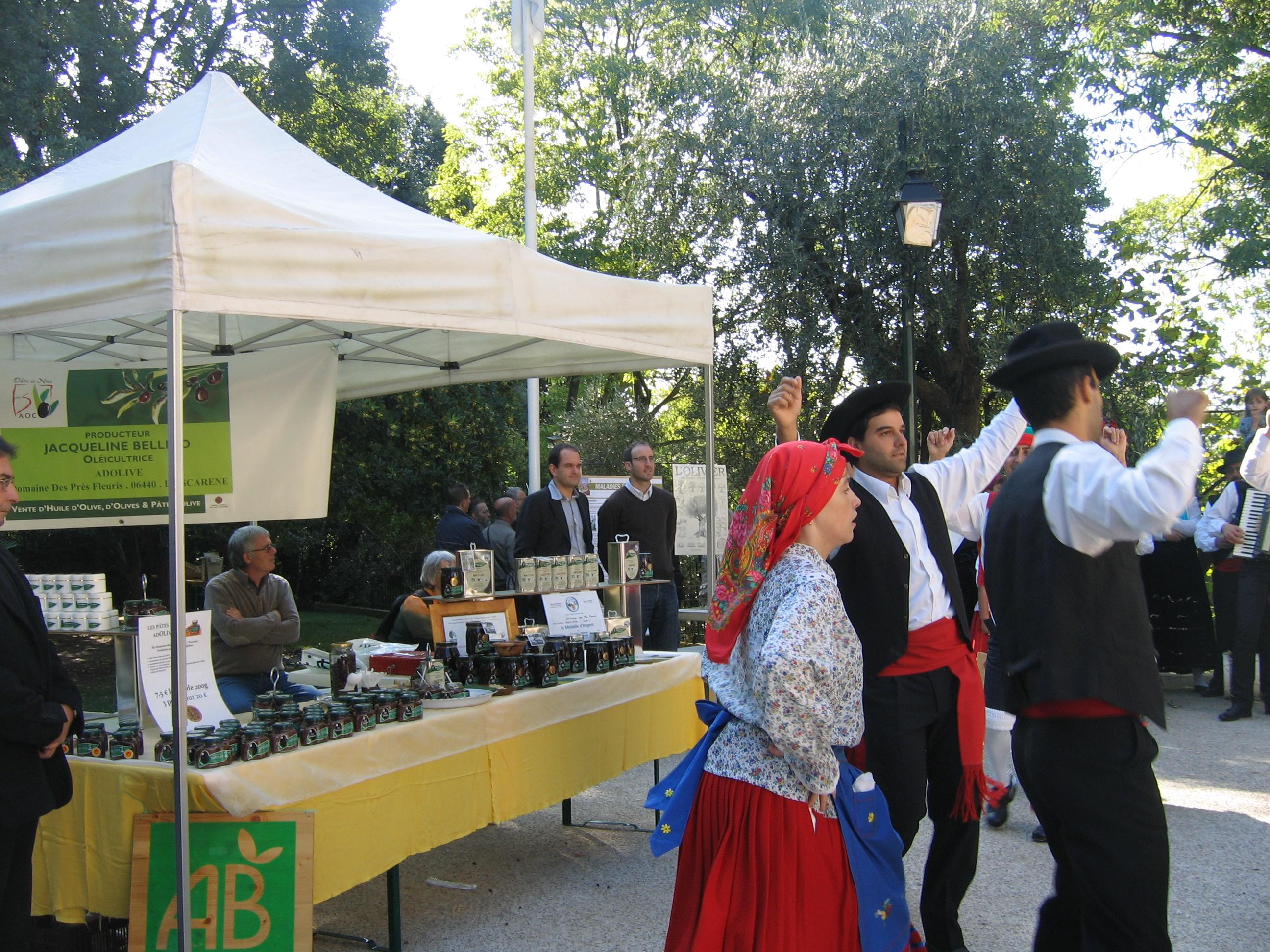 Journée de l'olivier