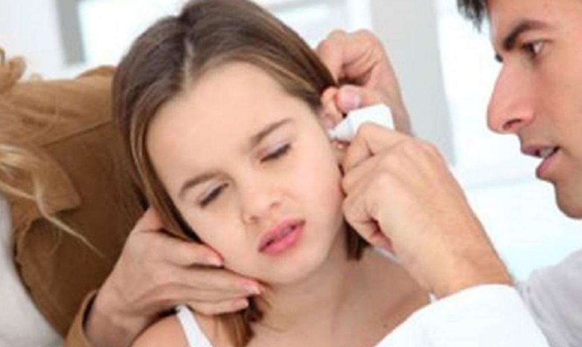 Otitis, la principal causa de dolor de oído  durante las vacaciones