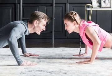 Realizar actividad física y mantener una buena alimentación en tiempos de COVID-19