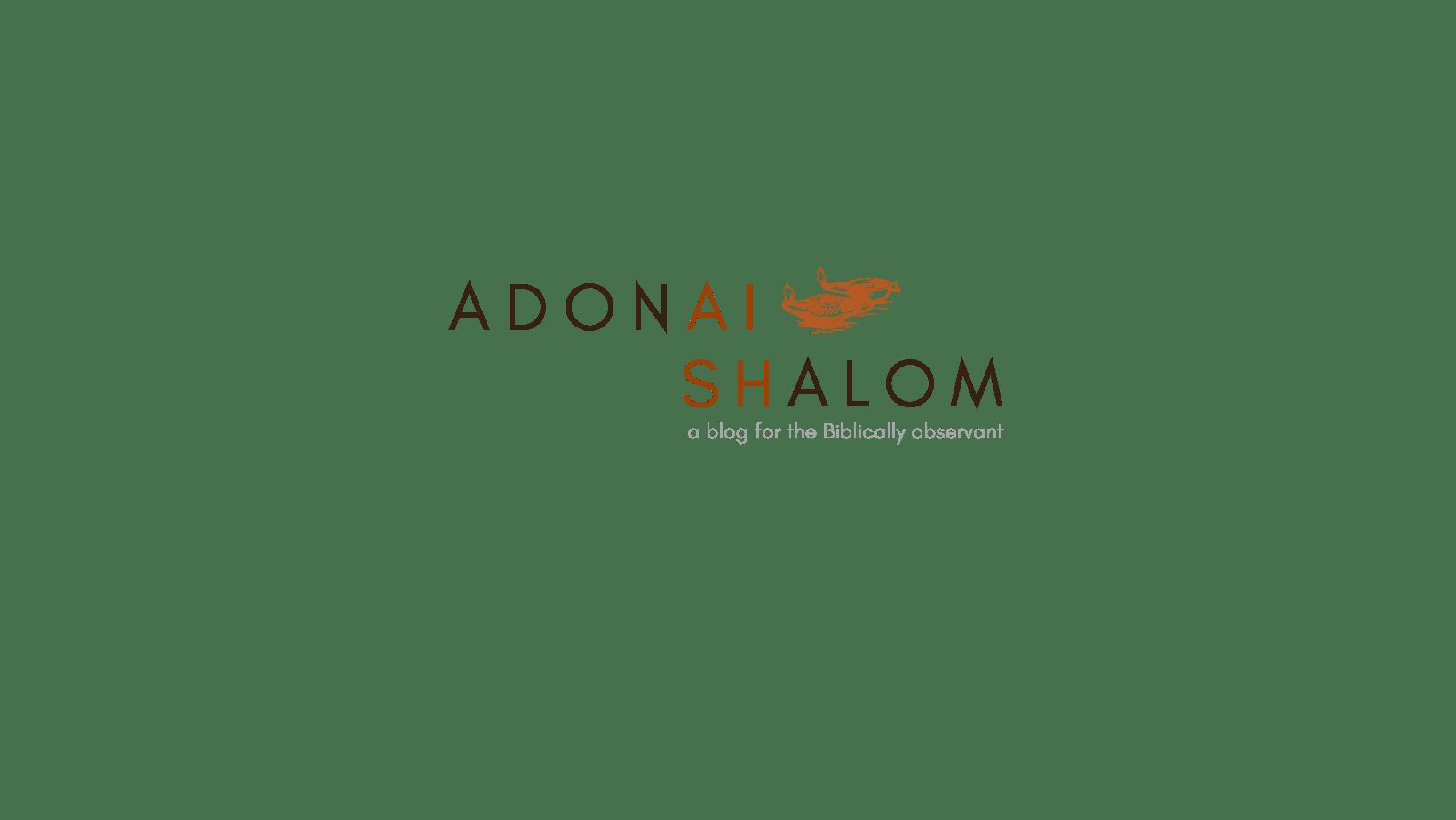 Adonai Shalom