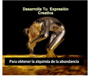 Desarrolla tu expresión creativa