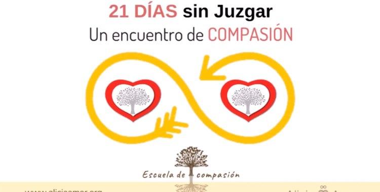 Reto 21 días sin Juzgar