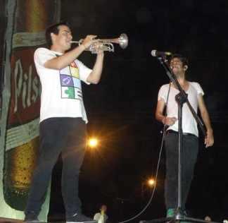 Concierto Pilsen Puntarenas 2011 - Percance