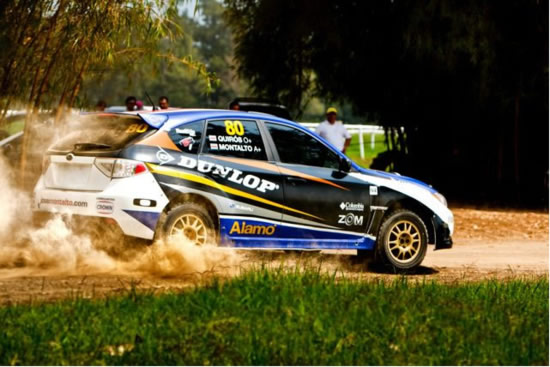 Montalto Rally Jaco Subaru Impreza - Adondeirhoy.com