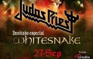 Judas Priest en Costa Rica - Venta de entradas