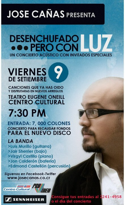 Jose Canas en concierto - Adondeirhoy.com