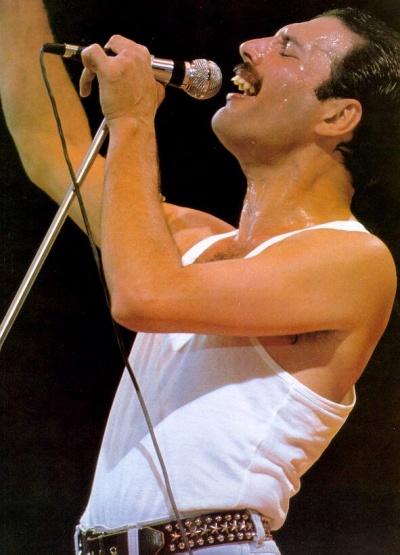 Tributo a Freddie Mercury en Google - Adondeirhoy.com