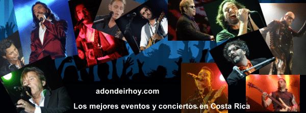 Calendario de Eventos y Conciertos en Costa Rica