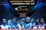 Leyendas de la NBA jugaran en Costa Rica Tour 2012