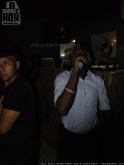 Kali Blaxx After Party Roots Costa Rica