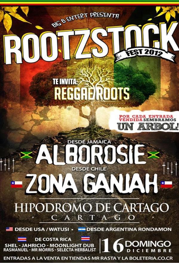 Rootz Stock Fest 2012