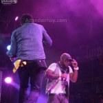 Barra Imperial 2013 con Shaggy