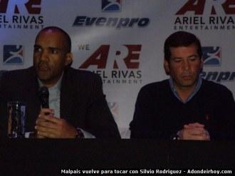 Malpais vuelve para tocar con Silvio Rodriguez