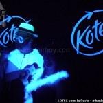 Kotex pone la fiesta