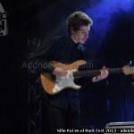Niño Koi en el Rock Fest 2013