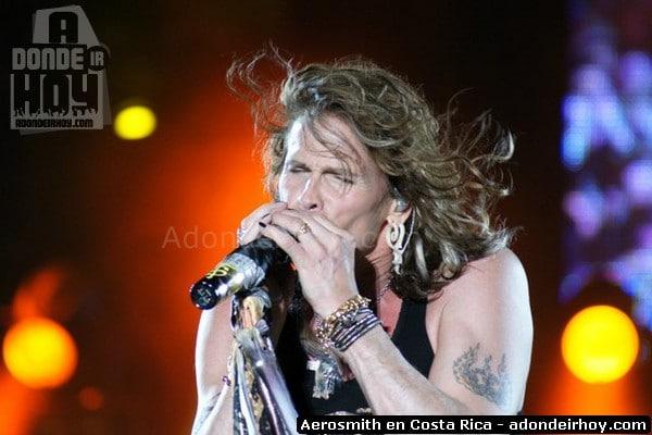 Entradas para Aerosmith