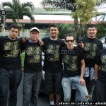 Caifanes en Costa Rica