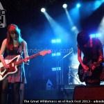 The Great Wilderness en el Rock Fest 2013