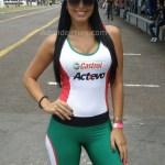 Cuarta Fecha MotorShow Motul 2013 - Bianca Quesada