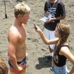 Final de Surf REEF 2013 del CNS en Costa Rica