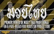 Muay Thai Pro Fights en Rapsodia