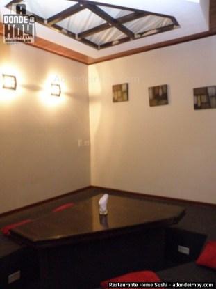 Restaurante Home Sushi
