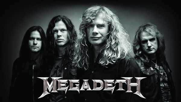 Meet and Greet con Megadeth