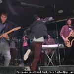 Percance en el Hard Rock Cafe Costa Rica