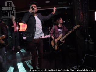Percance en el Hard Rock Cafe Costa Rica - 112