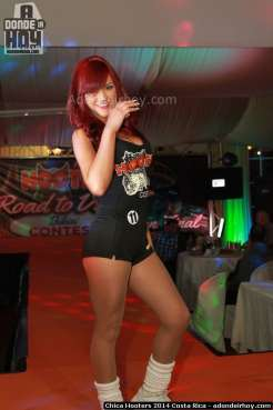 Chica Hooters 2014 Costa Rica 187