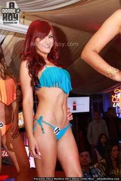 Pasarela Chica Hooters 2014 Bikini Costa Rica - 192