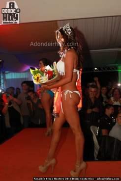 Pasarela Chica Hooters 2014 Bikini Costa Rica - 215