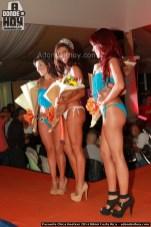 Pasarela Chica Hooters 2014 Bikini Costa Rica - 221