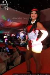 Pasarela Chica Hooters 2014 Disfraz Costa Rica - 032