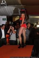 Pasarela Chica Hooters 2014 Disfraz Costa Rica - 044