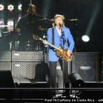 Paul McCartney en Costa Rica