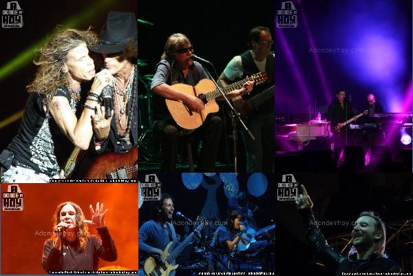Conciertos en Costa Rica 2013