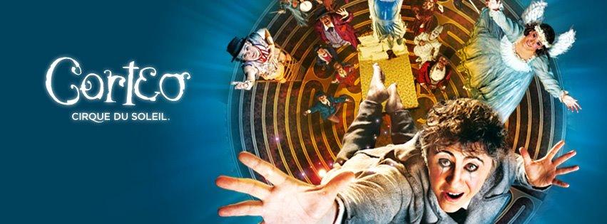 Corteo - Cirque du Soleil 2015