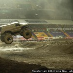 Freestyle Monster Jam 2014 Costa Rica - 143
