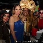 Halloween 2014 MasTkila Costa Rica