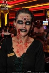 Halloween 2014 Grand Casino Escazu Costa Rica