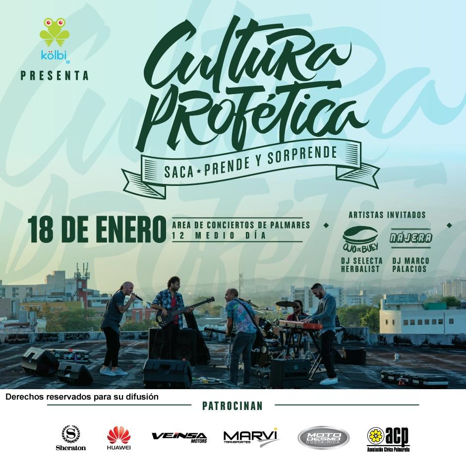 Cultura Profetica en Palmares 2015