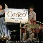 Circo del Sol Costa Rica 2015 CORTEO