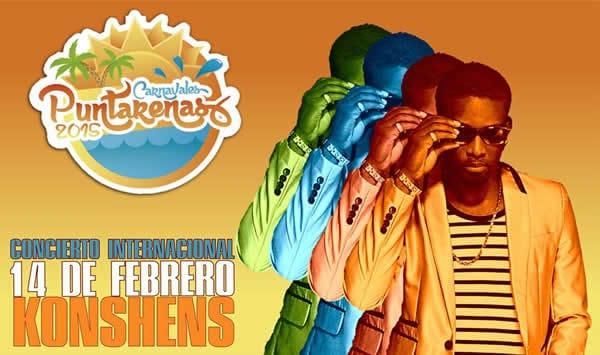 Carnavales de Puntarenas 2015 Koshens