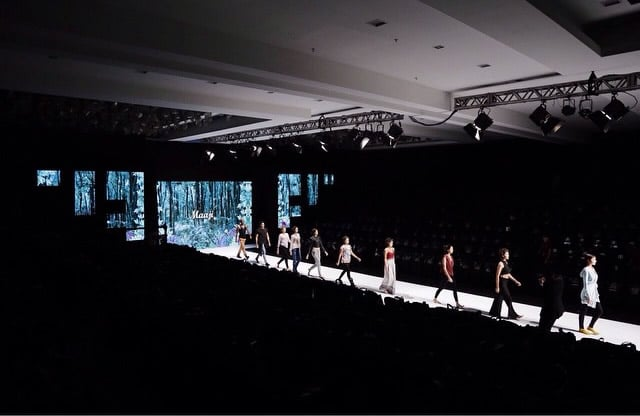 Mercedes Benz Fashion Week San Jose 2015