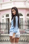 Mariangel Cerdas Modelo Adondeirhoy Julio 2015