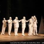 Concierto Voca People Costa Rica 2015